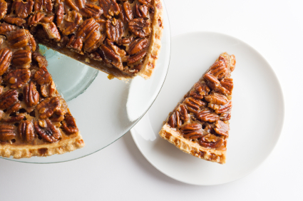 Include Double Decker Pecan Pie As Dessert In Thanksgiving Menu
